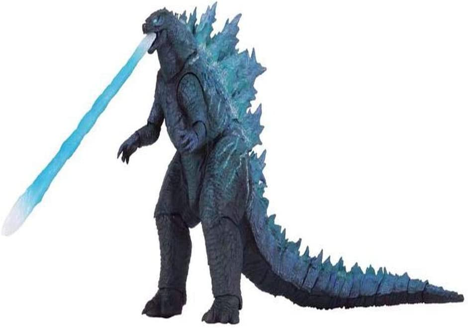 King of The Character Modello Film di Mostri Edition Godzilla Nuclear Energy Jet Animation Ornamenti Statua Giocattolo BHNACM Godzilla