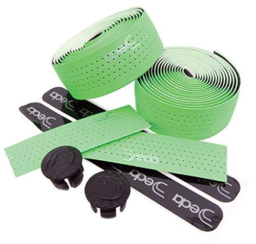 Deda Elementi Fluorescent Bar Tape Green, One Size (Deda Elementi Handlebars)