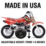 BYP_MFG_INC Adjustable Height Honda CRF50 / XR50