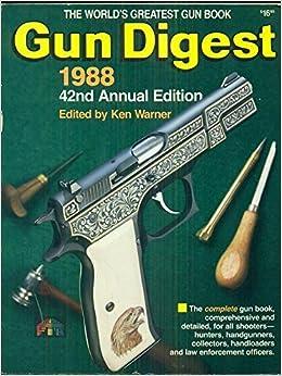 Gun Digest 1988