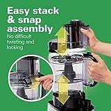 Hamilton Beach 12-Cup Stack & Snap Food Processor