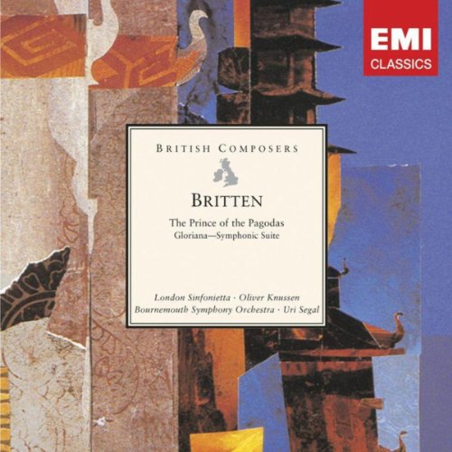 The Prince of the Pagodas - Ballet in three acts Op. 57, Act I, The Palace of the Emperor of the Middle Kingdom: Variation of the King of the South (John Chimes, timpani; Kevin Nutty, native drums)