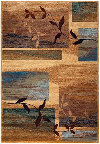 Rizzy Home Bellevue Collection Power-loomed Accent Rug 6 7 x 9 6 – 6 7 x 9 6