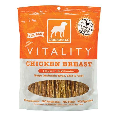 Dogswell Vitality Jerky Treats