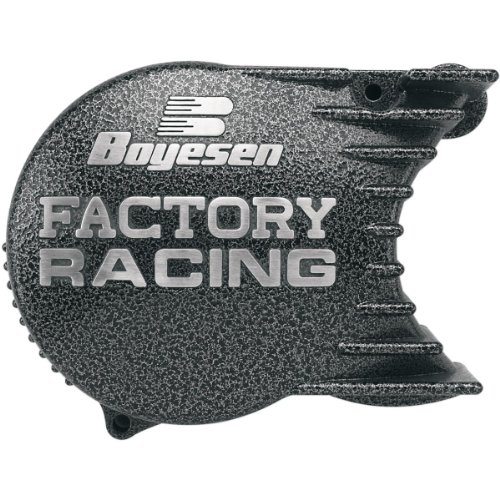 Boyesen SC-10D Silver Vein 'Factory Racing' Ignition Cover