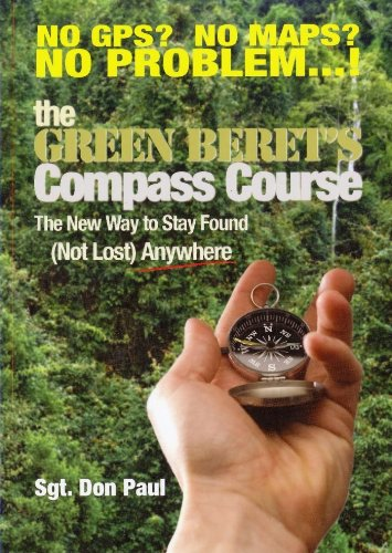 Aka Green (Never Get Lost (aka Green Beret's Compass Course))