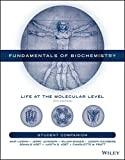 Student Companion to Accompany Fundamentals of Biochemistry, Fifth Edition