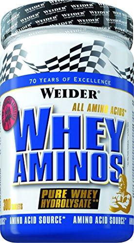 Weider Whey Aminos- 300 Tabletten, 480 g
