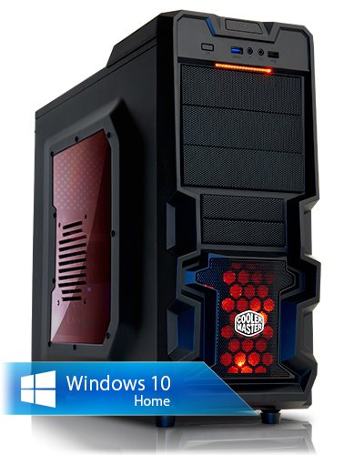 Ankermann-PC FX-ULTRA, AMD Athlon X4 860K Black Edition, 4x 3.70GHz Turbo: 4.00GHz, GeForce GTX 970 ...