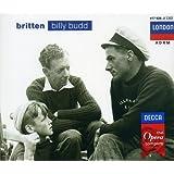 Britten: Billy Budd, Holy Sonnets, etc.