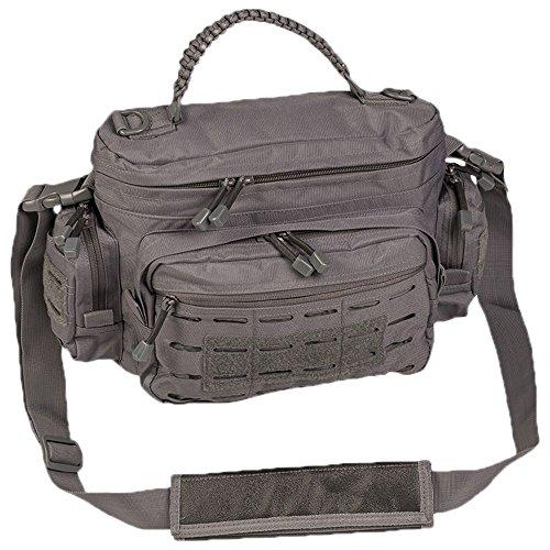 Tasche Tactical Parachute Cord / Fallschirmleine SM urban grey