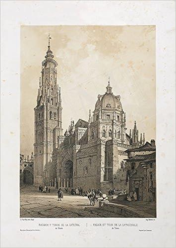 Láminas Facsímiles de la España Artística. Regional Toledo: Amazon.es: PÉREZ DE VILLAAMIL, JENARO: Libros en idiomas extranjeros
