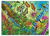 Melissa & Doug World of the Bugs Jigsaw Puzzle, 60-Piece thumbnail