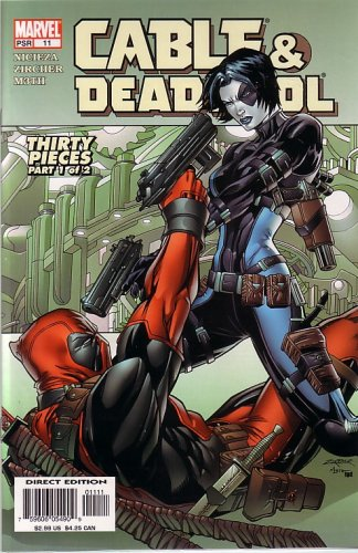 Cable & Deadpool, #11 (Comic Book): Thirty Pieces, Part 1 of 2
