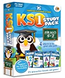 Computer Classroom at Home: Key Stage 1 Study Pack (For Ages 5-7)(PC/Mac)