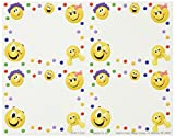 Eureka Emoticon Name Tags - DISCONTINUED by Manufacturer