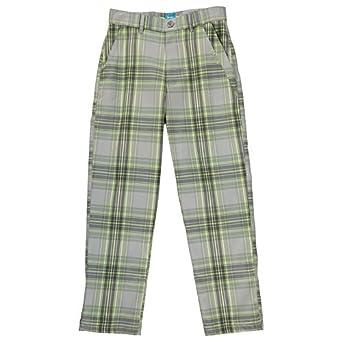 Shop für neueste verschiedene Farben Schnäppchen für Mode Slazenger Kinder Jungen Golf Hose Karo Muster Kariert ...