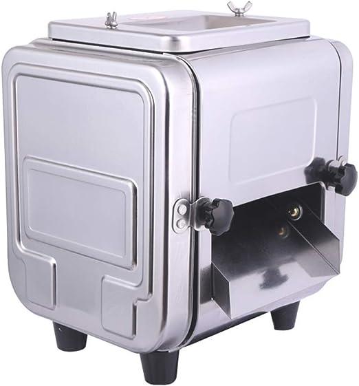 WZLJW Robot de Cocina Profesional for Picar Carne, 750w de Alta Potencia del Motor Puro Cobre Shell de Acero Inoxidable de múltiples Funciones máquina de Cortar Carne Cocinar Máquina ggsm: Amazon.es