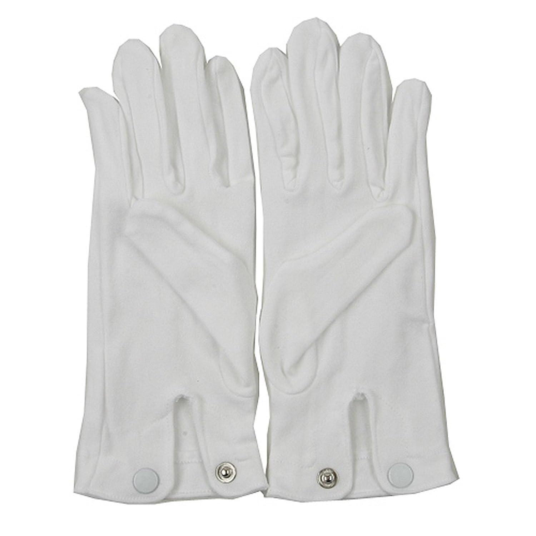 Formal White Glove - Men (One Size, White) at Amazon Women's ...
