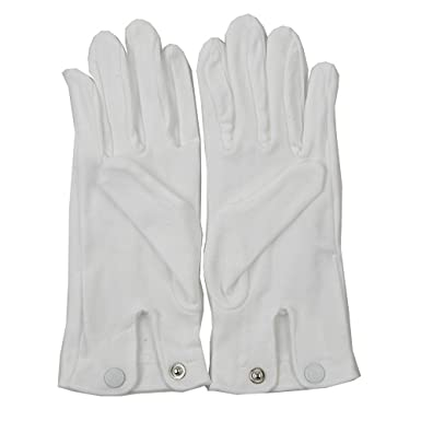Formal White Glove - Men (One Size- White) at Amazon Women&-39-s ...