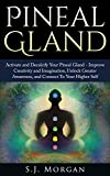 Pineal Gland: Activate and Decalcify Your Pineal Gland - Improve Creativity and Imagination, Unlock Greater Awareness, and Connect To Your Higher Self ... Sixth Sense, DMT Spirit Guide, Meditation)
