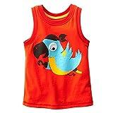 Baby Box Little Boys' kids Toddler Sleeveless Tank T-Shirts