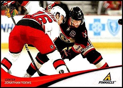 2011-12 Panini Pinnacle  219 Jonathan Toews NM-MT Chicago Blackhawks  Official NHL 45572f648