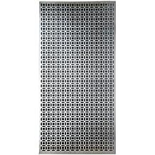 M-D Building Products 57322 Decorative Elliptical Aluminum Sheet