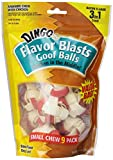 Cheap Dingo Flavor Blasts Goofballs, Small, 9-Count(2Pack)