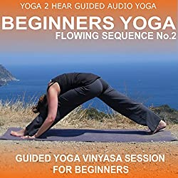 Beginners Yoga Flowing Sequence No.2.