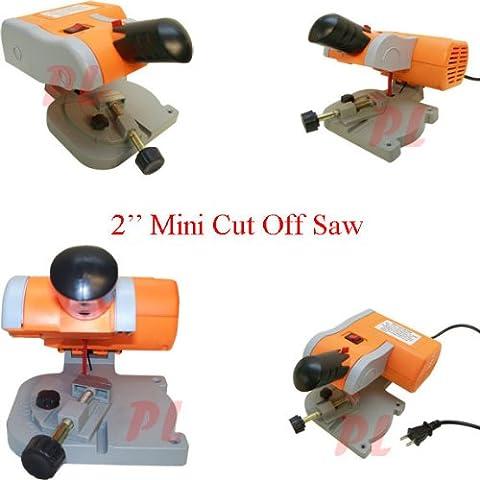 2'' Blade Mini Cut Off Metal Saw Miter (Small Power Saw)