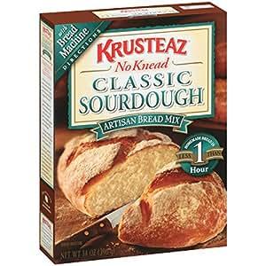 Krusteaz, Sourdough Bread Mix, 14-Ounce (12 Pack)