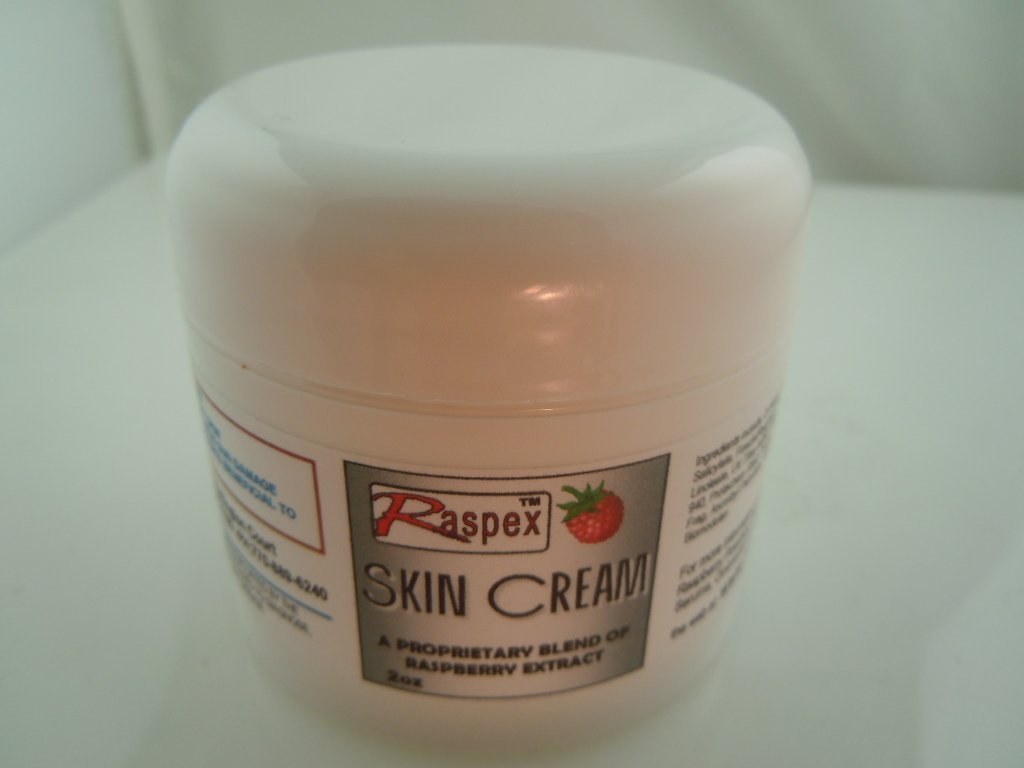 New Raspex Raspberry Skin Cream without Sunscreen,2 oz