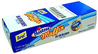 product image for Hostess Muffin Blueberry, 3 Count (CAKES & MUFFINS)