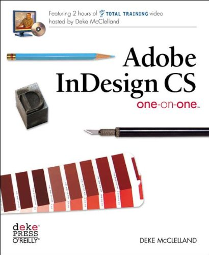 Adobe Indesign CS One-On-One -
