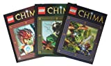 Get your favorite Legends Of Chima fan excited about Going Back To School with these 3 Awesome High Quality Folders that are perfect for toting their papers. A must-have for any Lego Legends Of Chima Fan