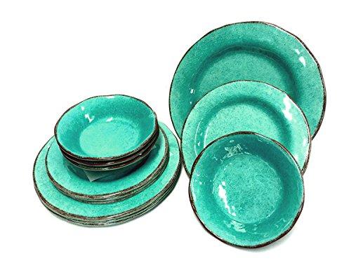 Ocean Blue Dinnerware - 7