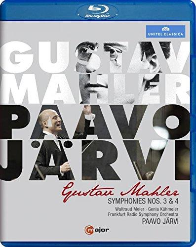 Symphonies, Nos. 3 & 4 (Blu-ray)