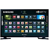 "Smart TV Samsung 32"" LED UN32J4300 Wide HD HDMI/USB Preto"