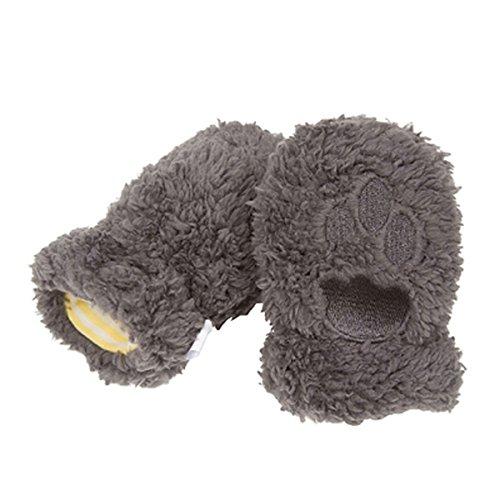 magnificent-baby-unisex-baby-infant-fleece-mittens-ash-lemon-0-6-months