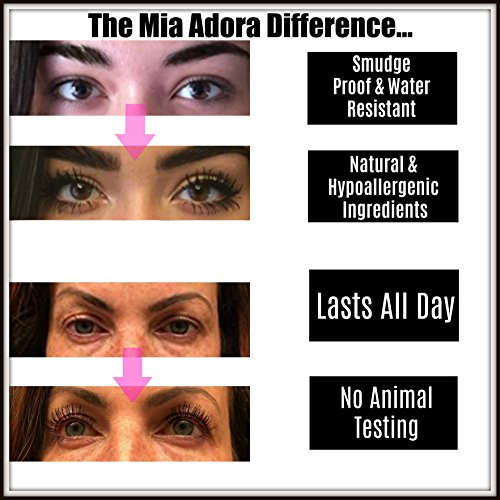 3D-Fiber-Lash-Mascara-Best-for-Thickening-Lengthening-Paraben-Free-Highest-Quality-Natural-Non-Toxic-Hypoallergenic-Ingredients-Includes-Bonus-Eyelash-eBook-with-Pro-Tips-Blackest-Black