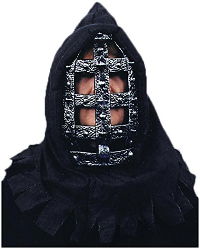WMU 553806 Iron Head Costume Mask ()