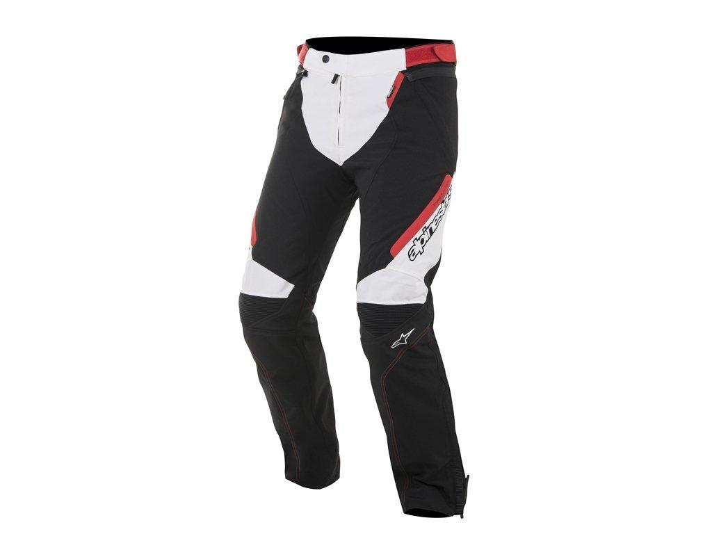 Alpinestars Raider Drystar Mens Sports Bike Motorcycle Pants Black//White//Red//X-Large