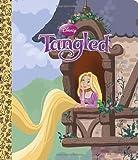 Tangled Big Golden Board Book (Disney Tangled), Ben Smiley, 0736428275