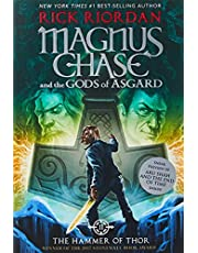 Magnus Chase & the Gods of Asgard # 2: The Hammer of Thor