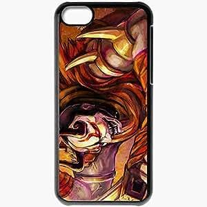 XiFu*MeiPersonalized iphone 4/4s Cell phone Case/Cover Skin League Of Legends BlackXiFu*Mei