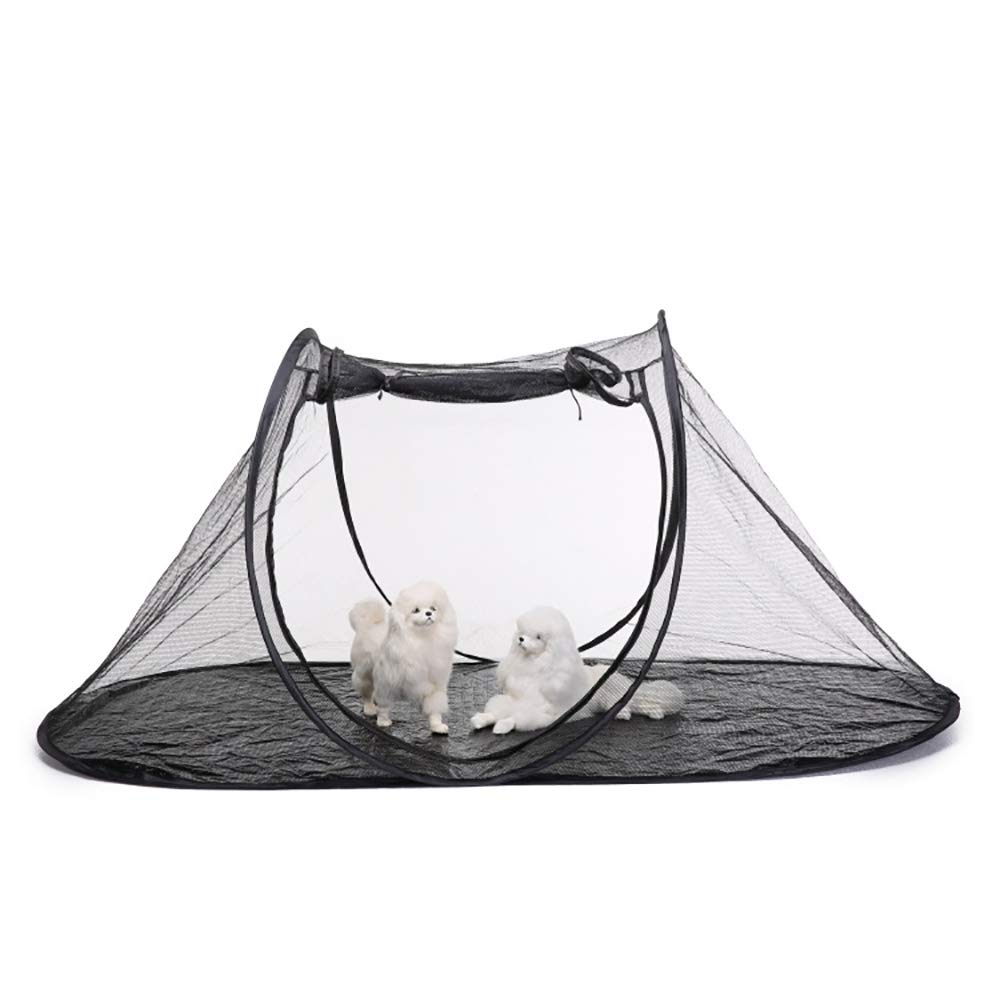 Elliptical Tent Collapsible pet Play House cat Dog Game Fence Portable Sports Tent Suitable for Outdoor use pet Tent for Cats and Dogs