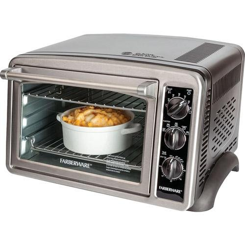 farberware convection countertop oven stainless steel write a review ...
