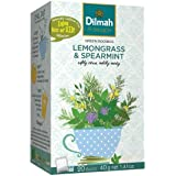 Dilmah Infusions Green Rooibos with Lemongrass and Spearmint, 40 Grams
