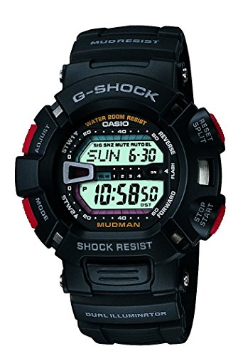 G-Shock Men's Watch G-Shock Mudman G-9000-1VDR - WW